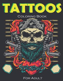 Tattoos Coloring Book for Adult