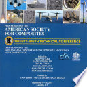 Proceedings of the American Society for Composites 2014-Twenty-ninth Technical Conference on Composite Materials