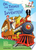 Oh  the Things They Invented  Book PDF