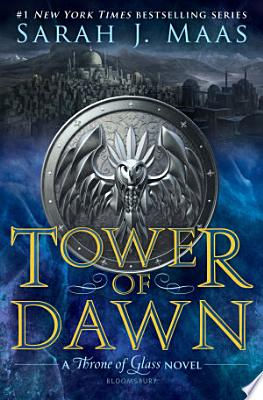 Book cover of 'Tower of Dawn' by Sarah J. Maas