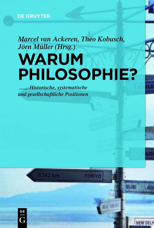 Warum noch Philosophie