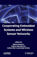 Cooperating Embedded Systems And Wireless Sensor Networks Book PDF