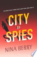 City Of Spies  Pagan Jones  Book 2