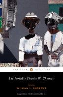 The Portable Charles W  Chesnutt