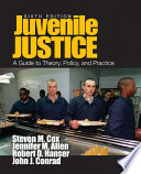 """""""Juvenile Justice: A Guide to Theory, Policy, and Practice"""" by Steven M. Cox, Jennifer M. Allen, John J. Conrad, Robert D. Hanser"""