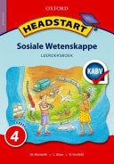 Books - Headstart Sosiale Wetenskappe Graad 4 Leerdersboek | ISBN 9780199044306