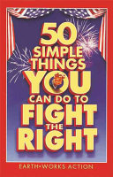 50 Simple Things You Can Do to Fight the Right Book