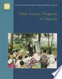 Adult Literacy Programs in Uganda