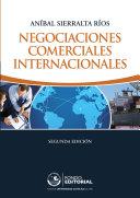 Negociaciones comerciales internacionales Pdf/ePub eBook