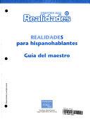 Realidades 3 Book