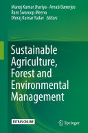 Sustainable Agriculture, Forest and Environmental Management Pdf/ePub eBook