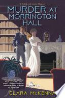 Murder at Morrington Hall Book PDF
