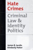 Hate Crimes Pdf/ePub eBook