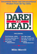 Dare to Lead!