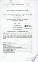 Drug Addiction Treatment Act of 1999