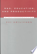 R D Education And Productivity Book PDF