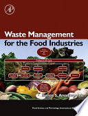 Waste Management for the Food Industries Book