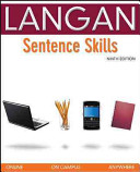 Sentence Skills  A Workbook for Writers