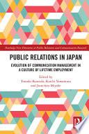 Public Relations in Japan