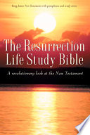 The Resurrection Life Study Bible Book