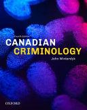 Canadian Criminology