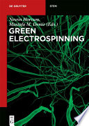 Green Electrospinning Book
