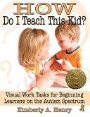 How Do I Teach This Kid?