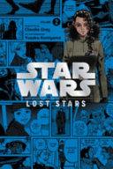 Star Wars Lost Stars  Vol  2  manga