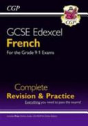 New GCSE French Edexcel Complete Revision & Practice (with CD & Online Edition) - Grade 9-1 Course
