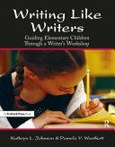 Writing Like Writers