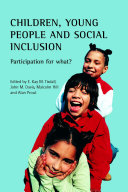 Children, Young People and Social Inclusion