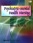 Johnson's Psychiatric-mental Health Nursing