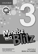 Books - Blitz Mental Maths Sesotho Grade 3 Teachers Guide | ISBN 9780199079001