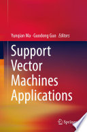 Support Vector Machines Applications Book PDF