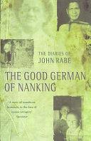 The Good German of Nanking