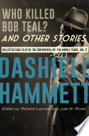 Read Online Who Killed Bob Teal? and Other Stories For Free