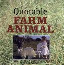 The Quotable Farm Animal