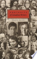 Portraits of Canadian Writers Book