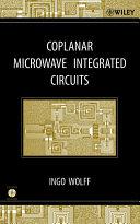 Pdf Coplanar Microwave Integrated Circuits