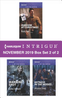 Harlequin Intrigue November 2019   Box Set 2 of 2