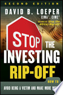 Stop the Investing Rip off Book