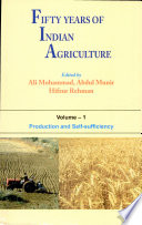 Fifty Years of Indian Agriculture