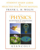 Student Study Guide & Selected Solutions Manual [to Accompany]: ...