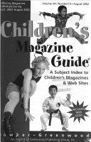 Children s Magazine Guide
