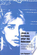 Jews In Germany After The Holocaust