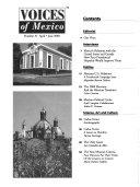 Voices of Mexico Book