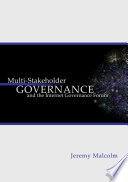 Multi-stakeholder Governance and the Internet Governance Forum