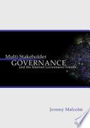 Multi-Stakeholder Governance and the Internet Governance Forum
