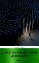 50 Mystery & Investigation Masterpieces (Active TOC) (ABCD Classics) vol: 2 Pdf/ePub eBook
