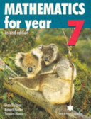 Cover of Mathematics for Year 7